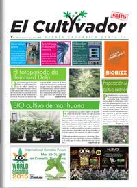 El Cultivador 18 | Prensa Cannábica Gratuita