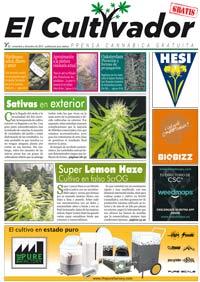 El Cultivador 22 | Prensa Cannábica Gratuita
